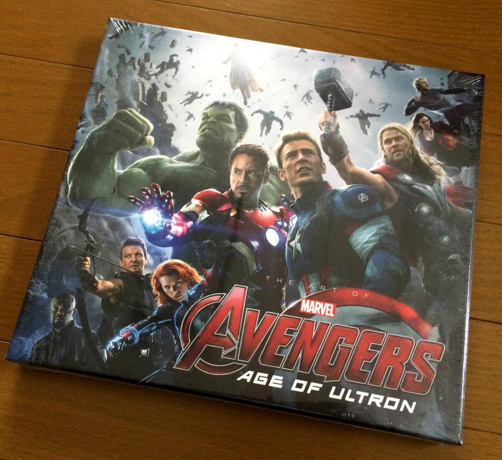 Marvel's Avengers: Age of Ultron The Art of the Movie Slipcase Marvel Comics