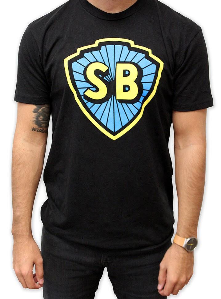 「ショウブラザーズ」Tシャツ Shaw Bros Logo T-Shirt. US$25