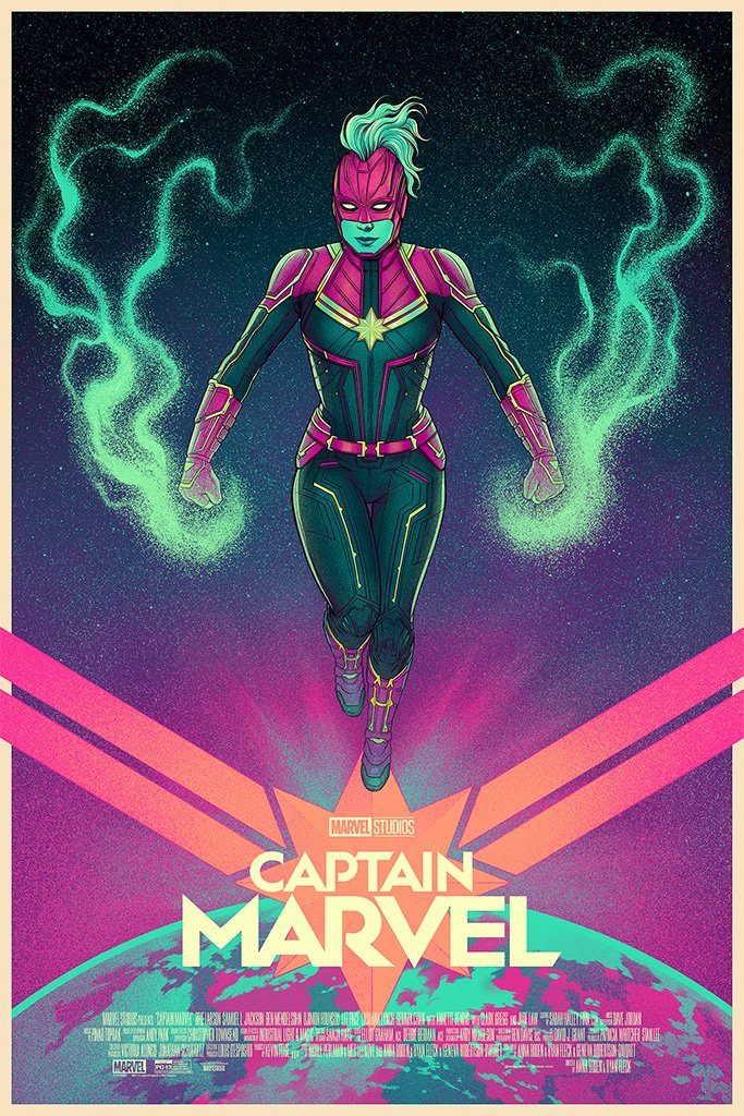 captain marvel variant