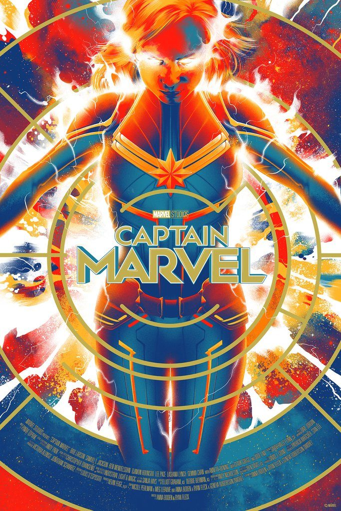 Captain marvel reg